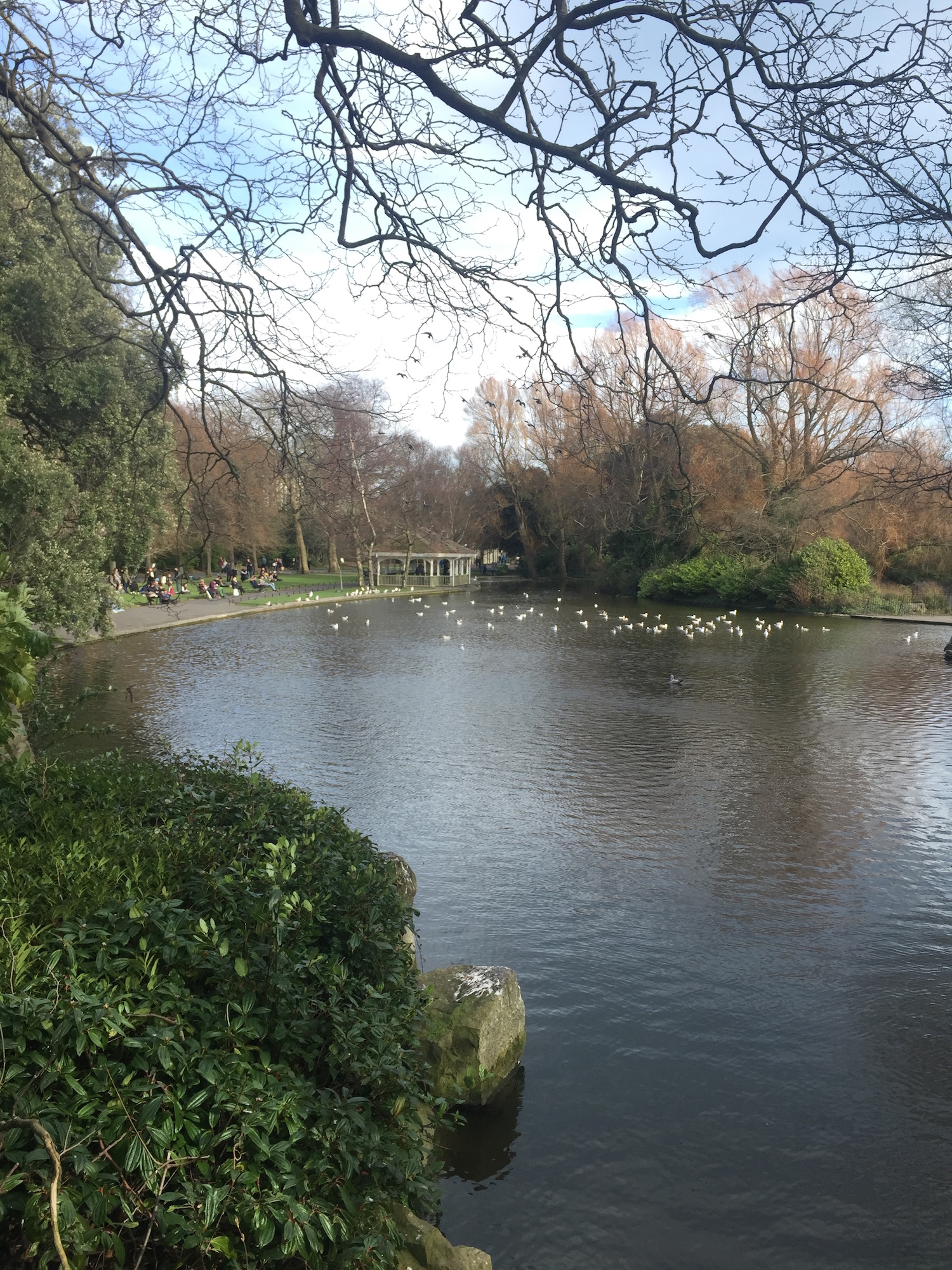St Stephen's Green | © Mary Sheehan