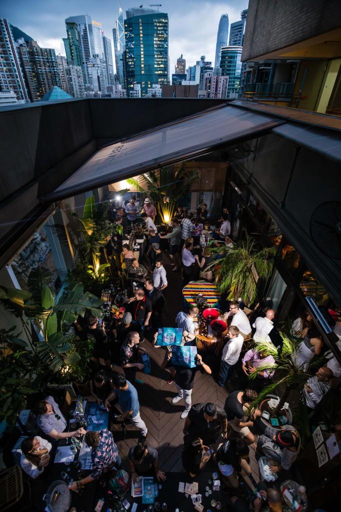 © Photo courtesy of Hong Kong Rum Fest