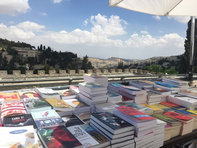 Book with a view | Photo courtesy of Lotte Beilin