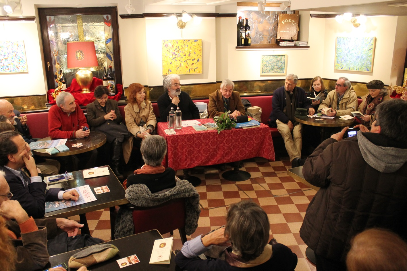 Event In the Bistrot | Courtesy Of Bistrot de Venise