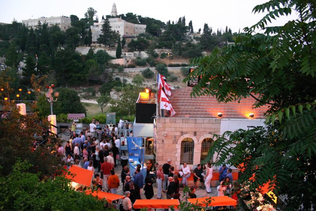 Jerusalem Film Festival Courtesy of Israel Ministry of Tourism