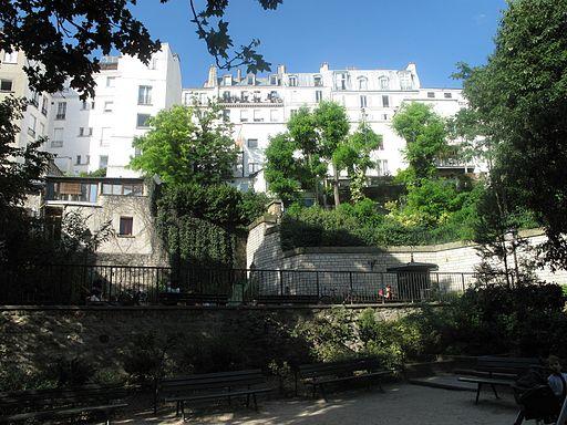 Jardin Burq|©Tangopaso/Wikicommons