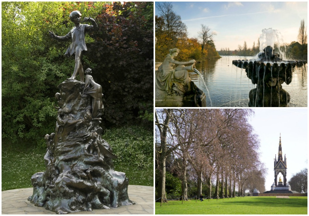 Kensington Gardens | © Anne Marie Briscombe // Courtesy of The Royal Parks // © Greywolf Courtesy of The Royal Parks