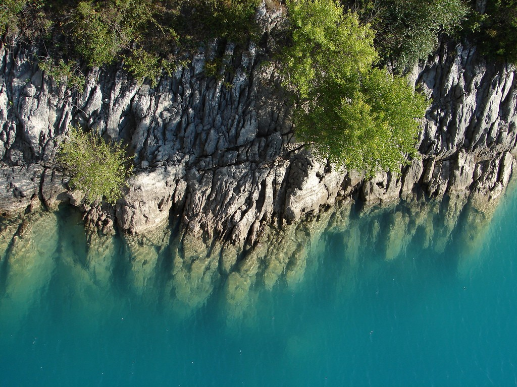 Lac St. Croix clear water | © Marcel Oosterwijk/Flickr