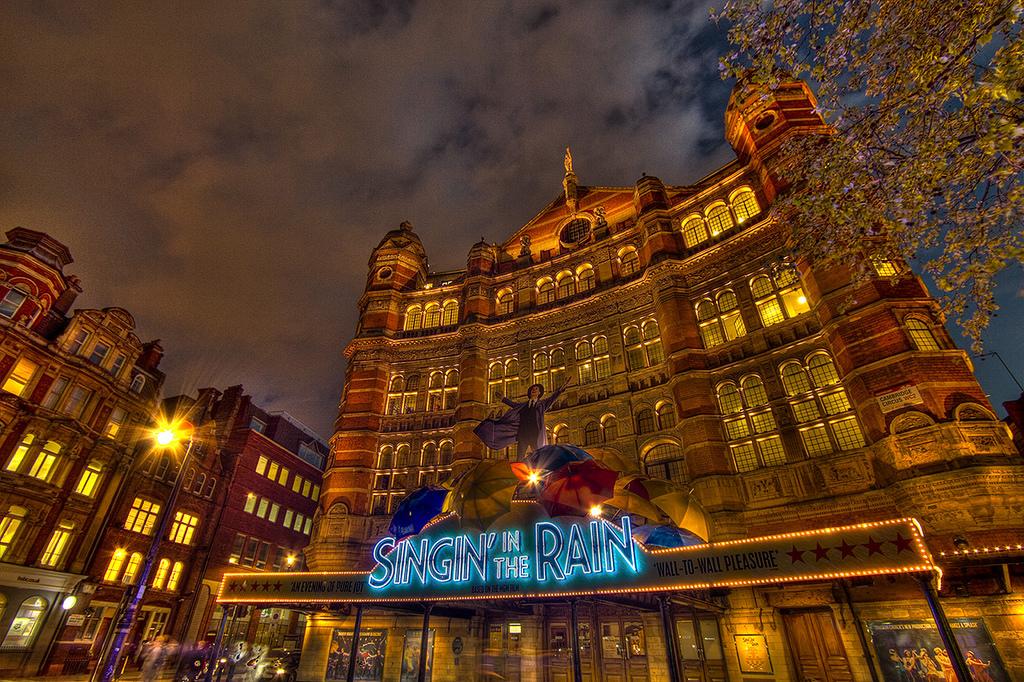 London Palace Theatre