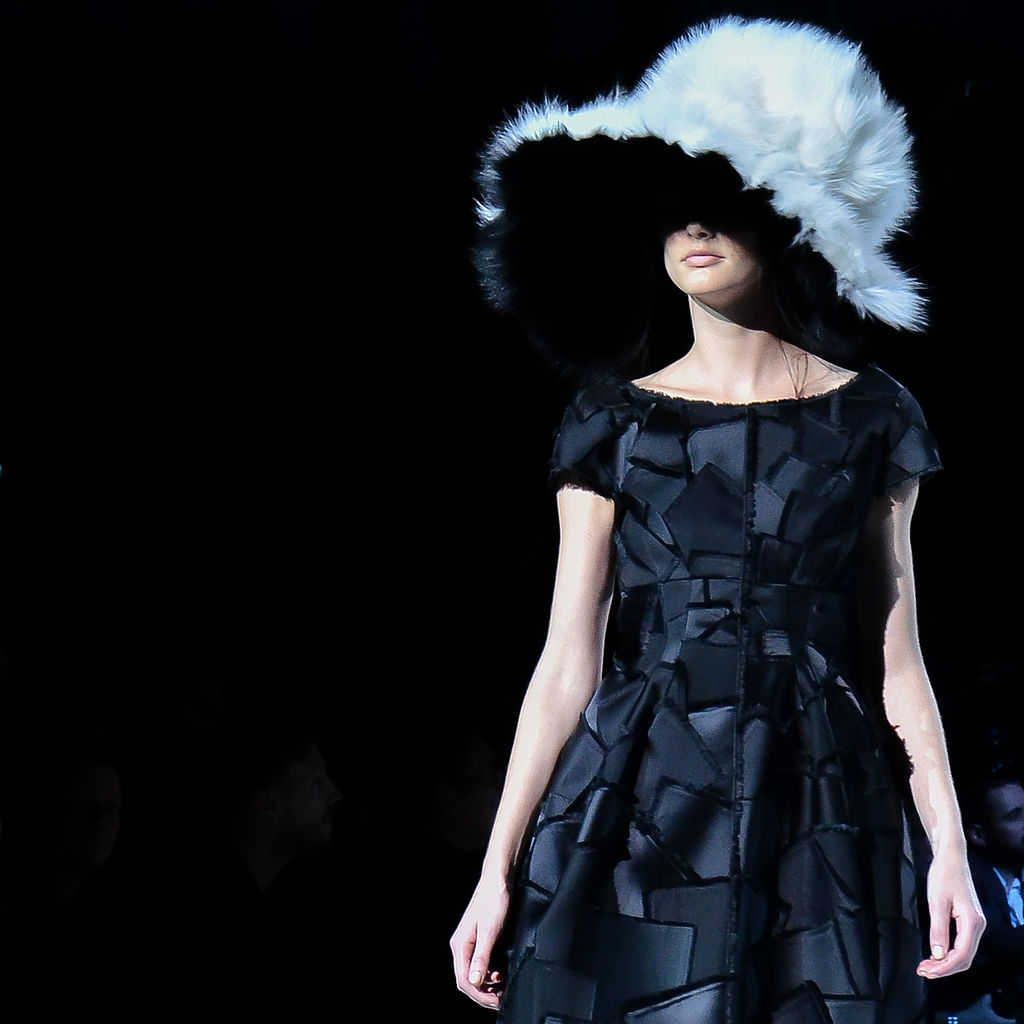 Marc Jacobs Fall-Winter 2012 01 | © CHRISTOPHER MACSURAK/WikiCommons