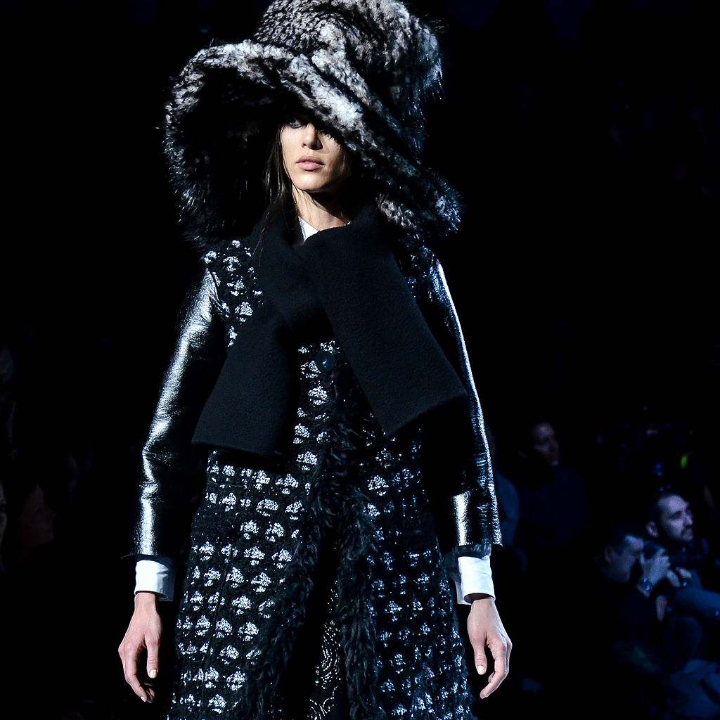 Marc Jacobs Fall-Winter 2012 09 | © CHRISTOPHER MACSURAK/WikiCommons
