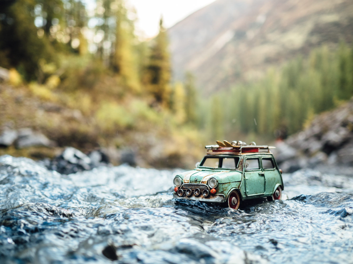 Instagrammer Kim Leuenberger On Her Travelling Cars