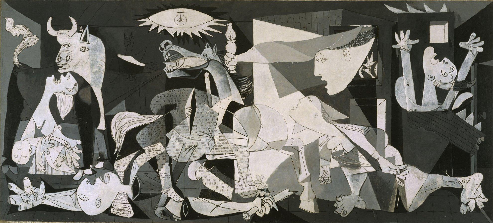 Pablo picassos guernica a symbol against war buycottarizona Gallery