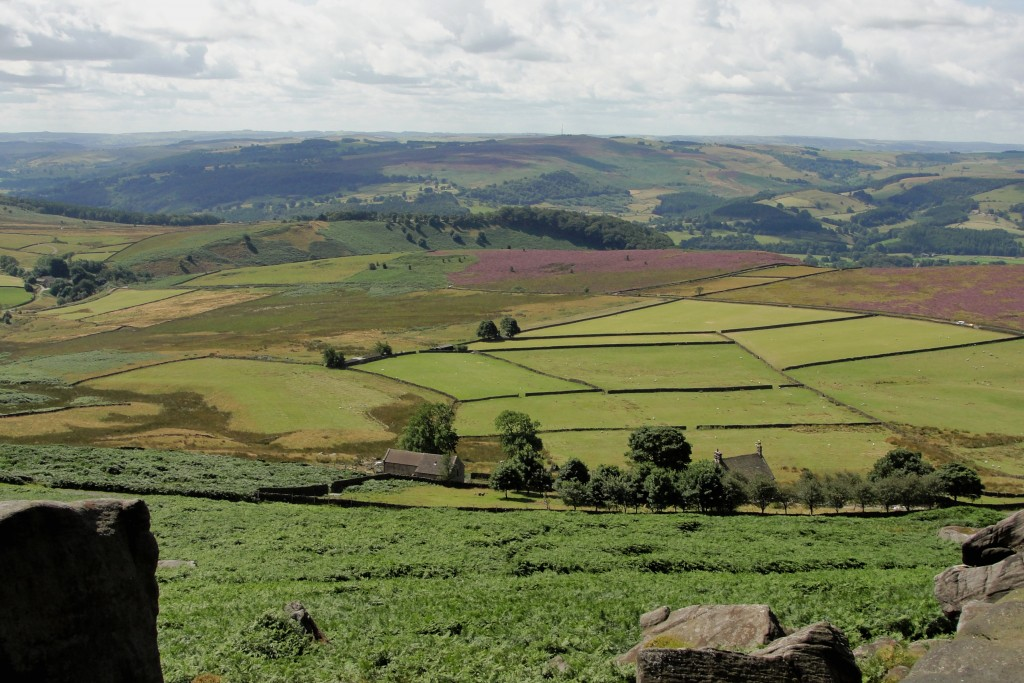 The Peak District From Stanage Edge | © Nessy-Pic/WikiCommons