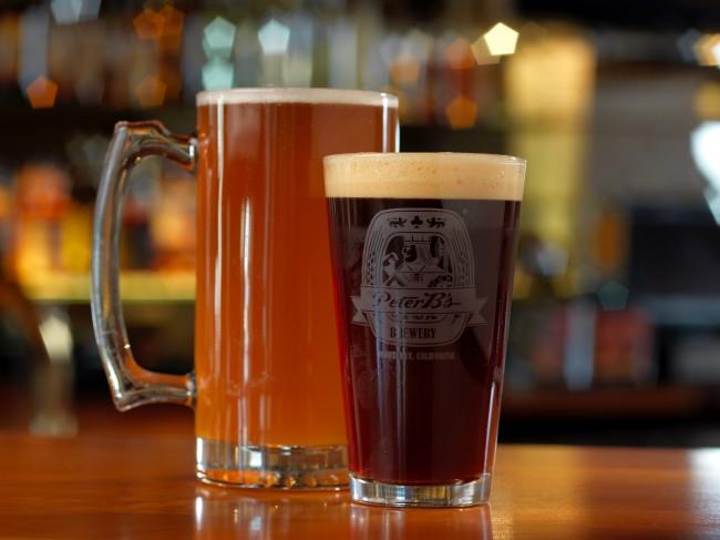 Peter B's Beer |Courtesy of Peter B's Brewpub