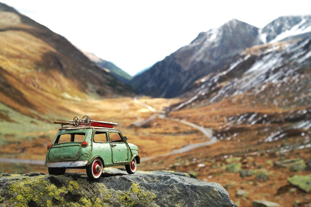 Travelling Cars | © Kim Leuenberger
