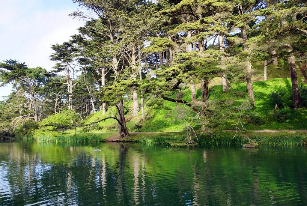Stow Lake in Golden Gate Park © Allie_Caulfield/Flickr