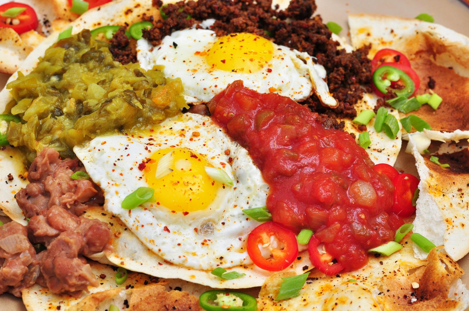 Huevos Rancheros | © jeffreyw/Flickr