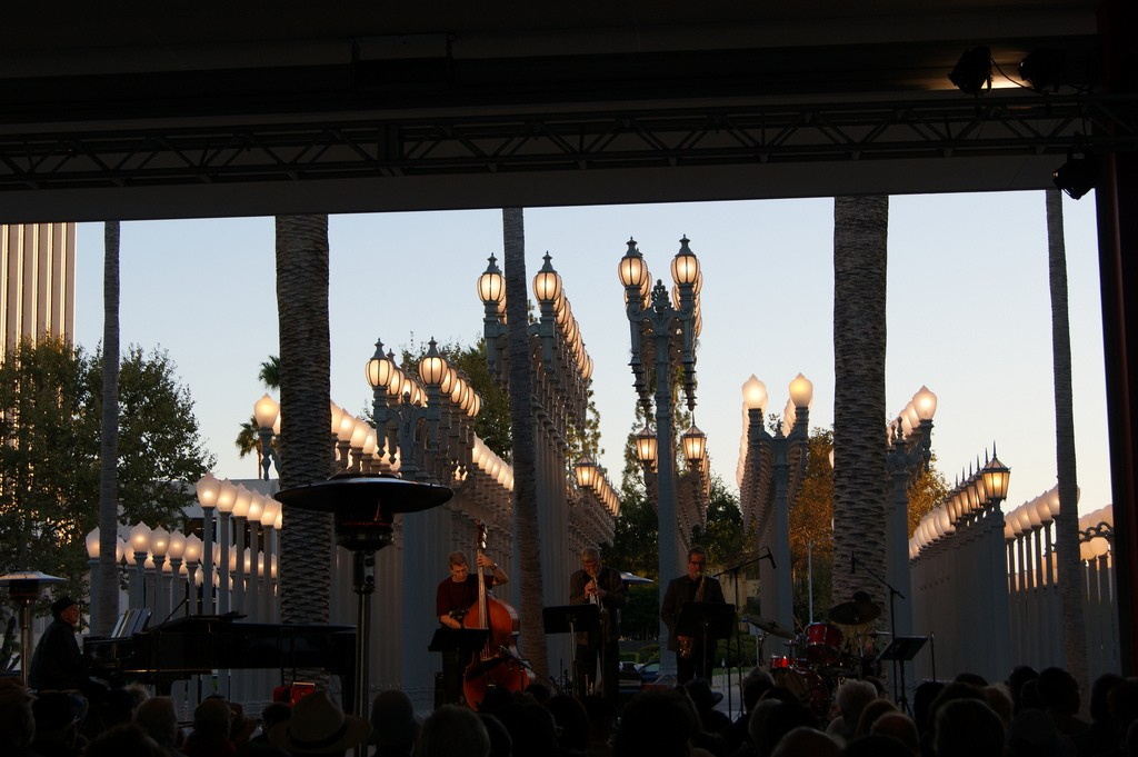 Jazz at LACMA © Jessica Hayssen/Flickr