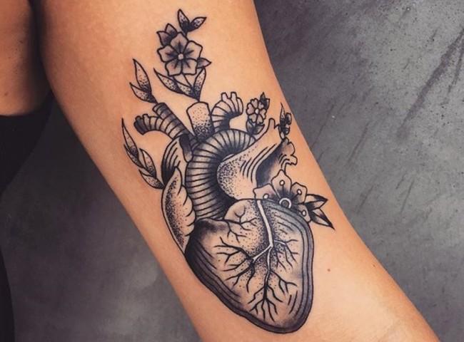 Tattoo by Andrea Revenant © Andrea Revenant