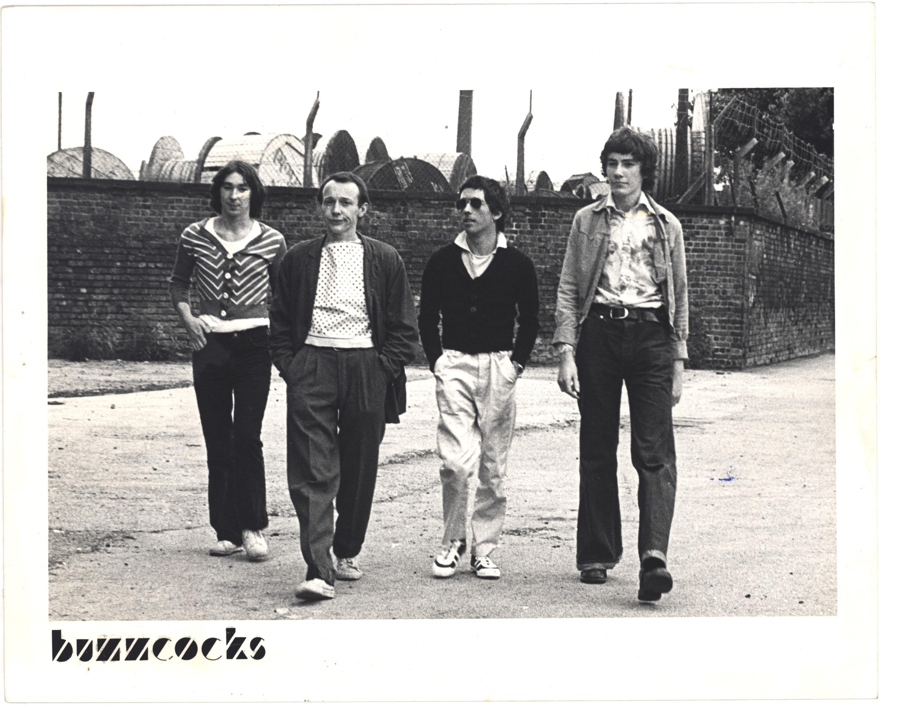 Resultado de imagen de buzzcocks 1976