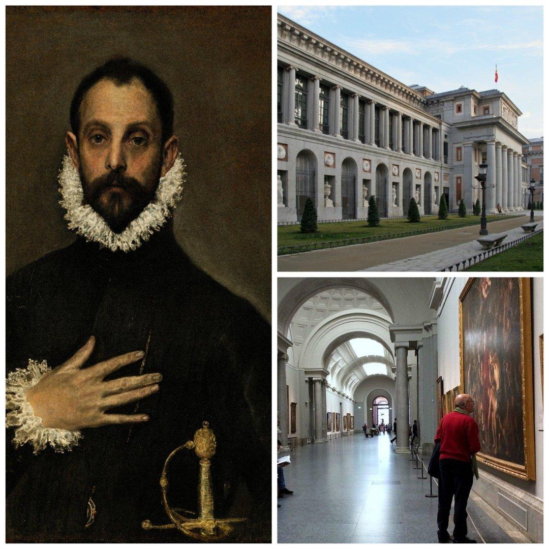 CC0 El Greco / WikiCommons | © Brian Snelson / WikiCommons | © Schnäggli / WikiCommons