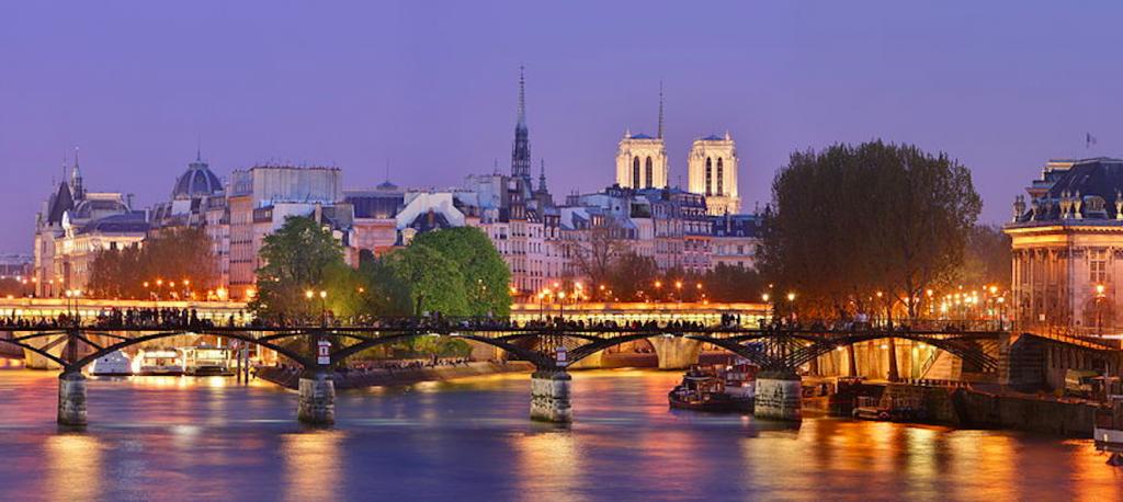 Pont des Arts | © WikiCommons