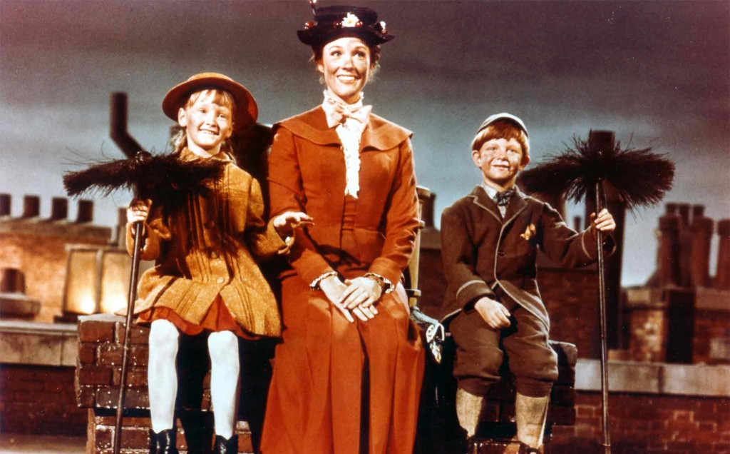 Mary Poppins | © Walt Disney Productions