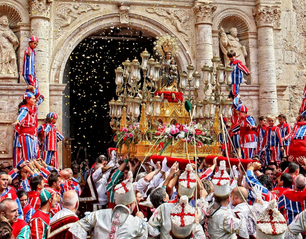 Fiestas de Nuestra Señora de la Salud | ©Vicent Segura Pozo/Museu Valencià de la Festa d'Algemesí