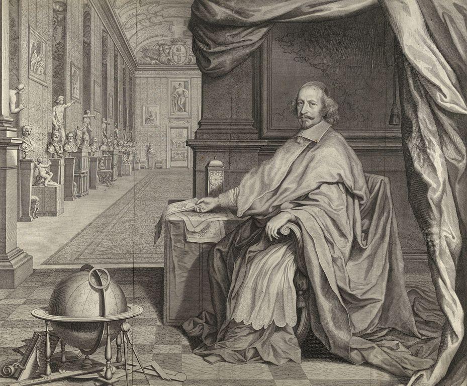 Cardinal Mazarin |© Wikicommons