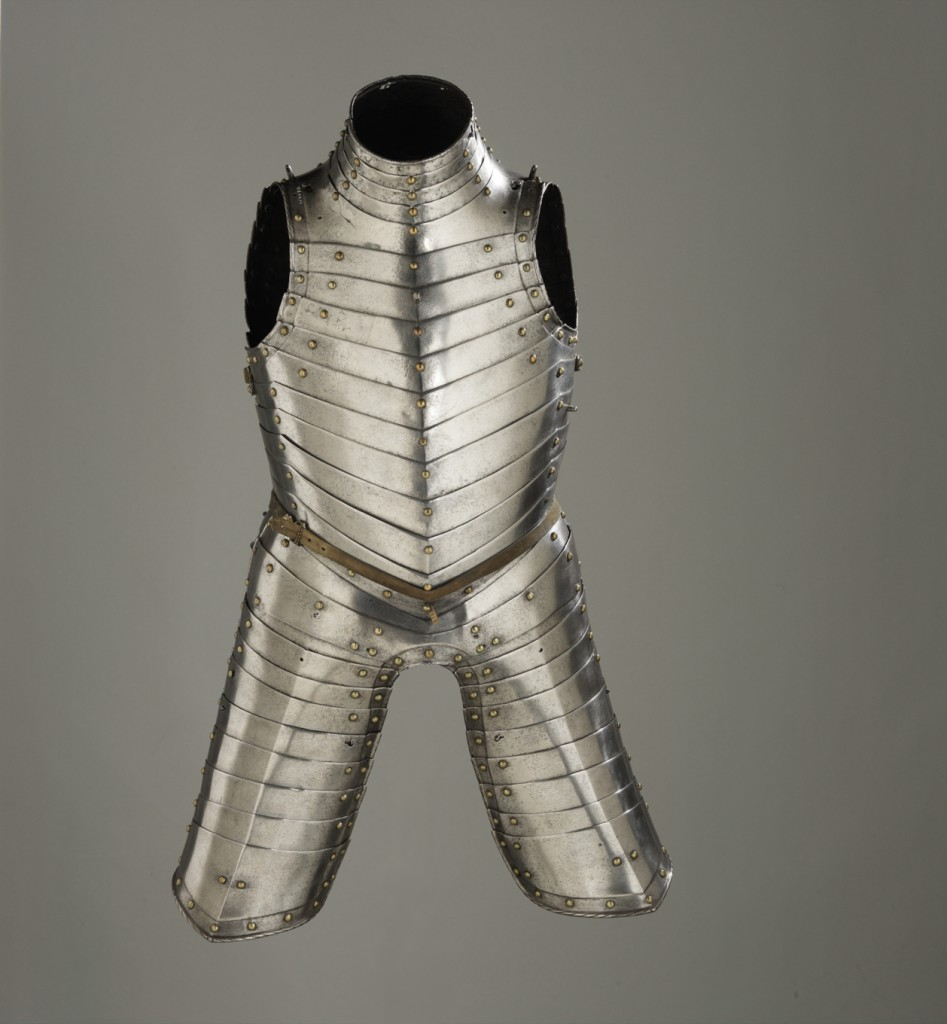 1st Earl of Pembroke's Armour | Courtesy of Royal Ontario Museum