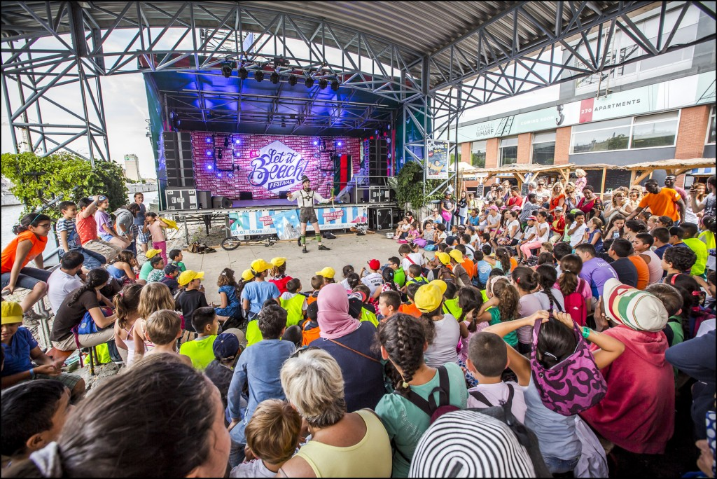 Let It Beach Festival | Courtesy of Brussels Beach