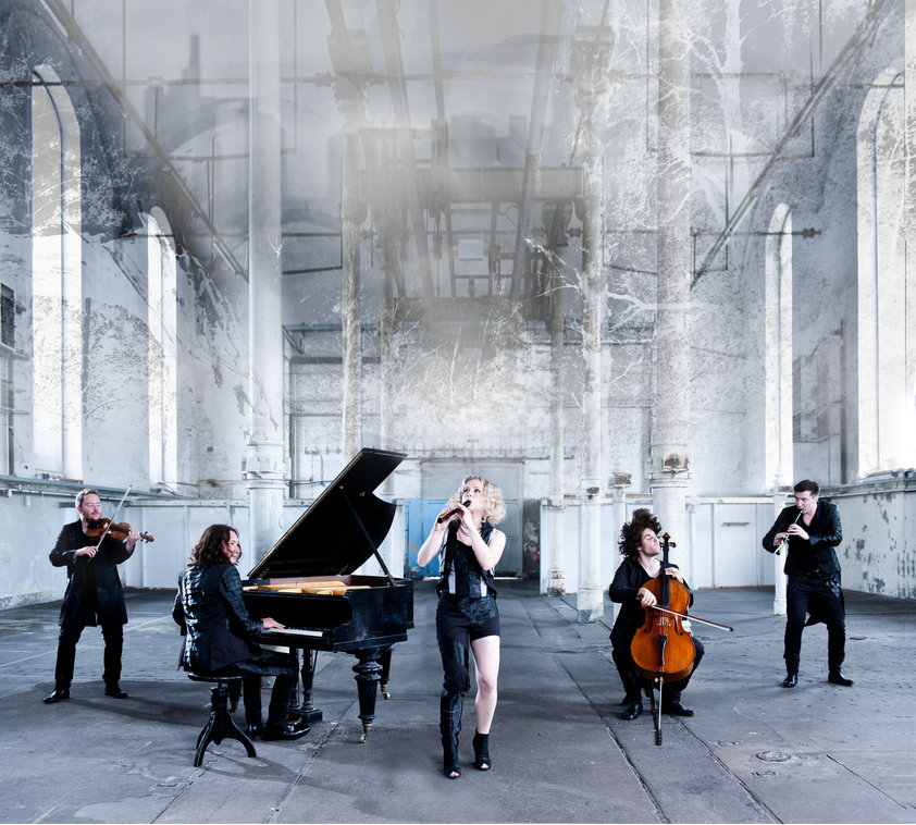 Spark the classical band | C. Stephanie Schweigert/Courtesy of BE Culture