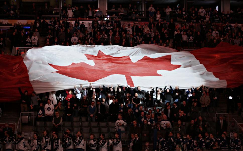 O Canada!| © Maria Casacalenda/WikiCommons