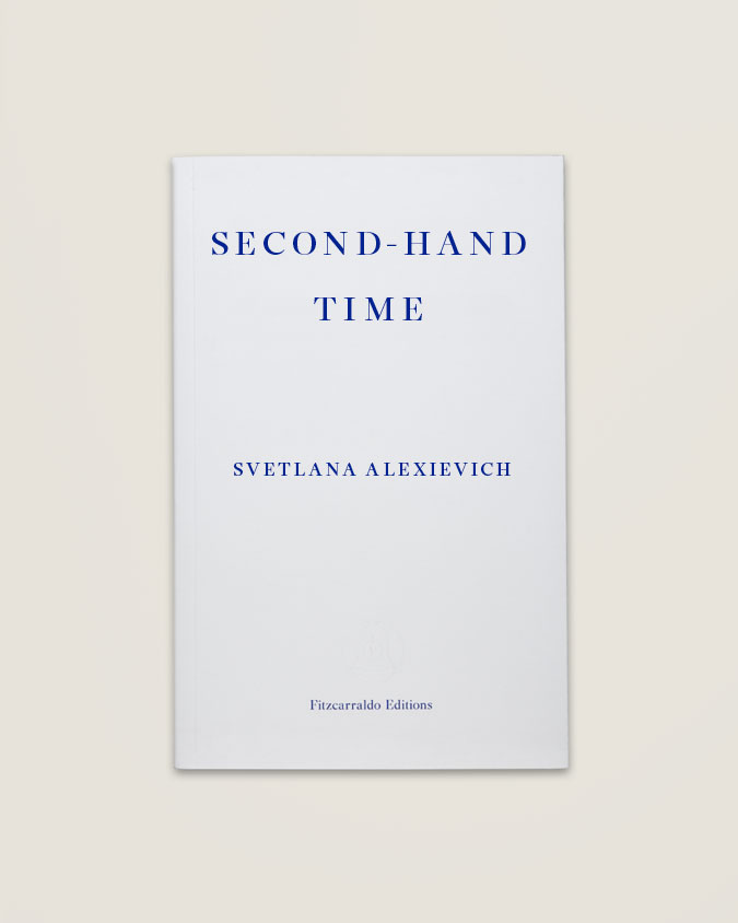 Second-hand Time | ©Fitzcarraldo Editions