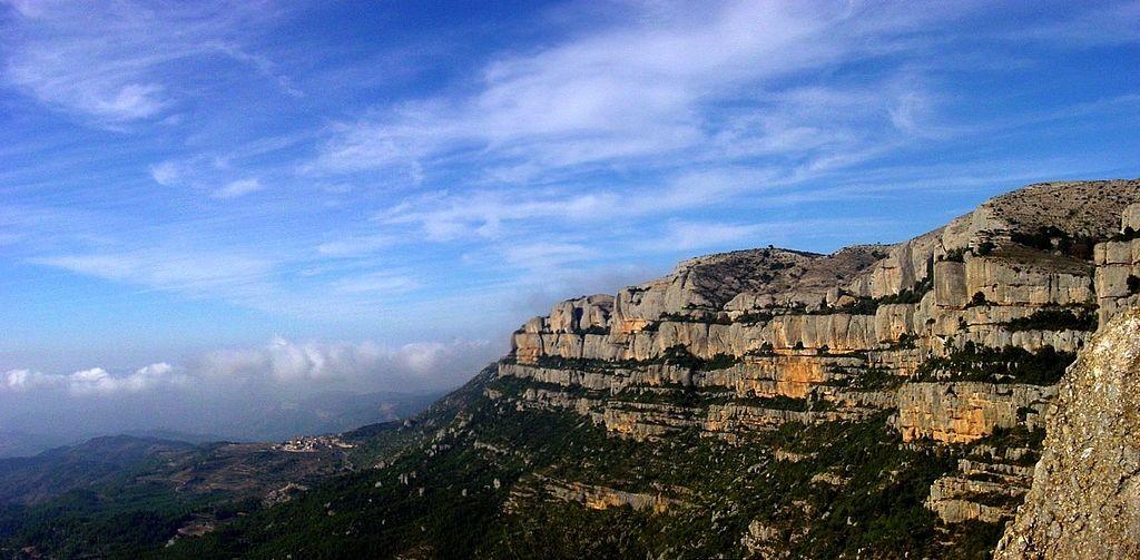The Montsant mountain | © Juan Manuel Monleón Antón / WikiCommons
