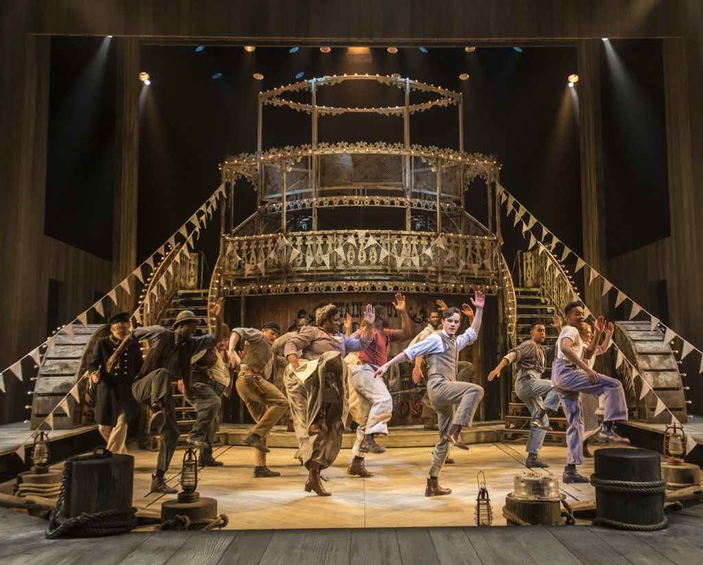Show Boat | © Johan Persson