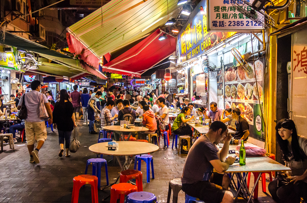The Top 10 Restaurants In Mid Levels Hong Kong