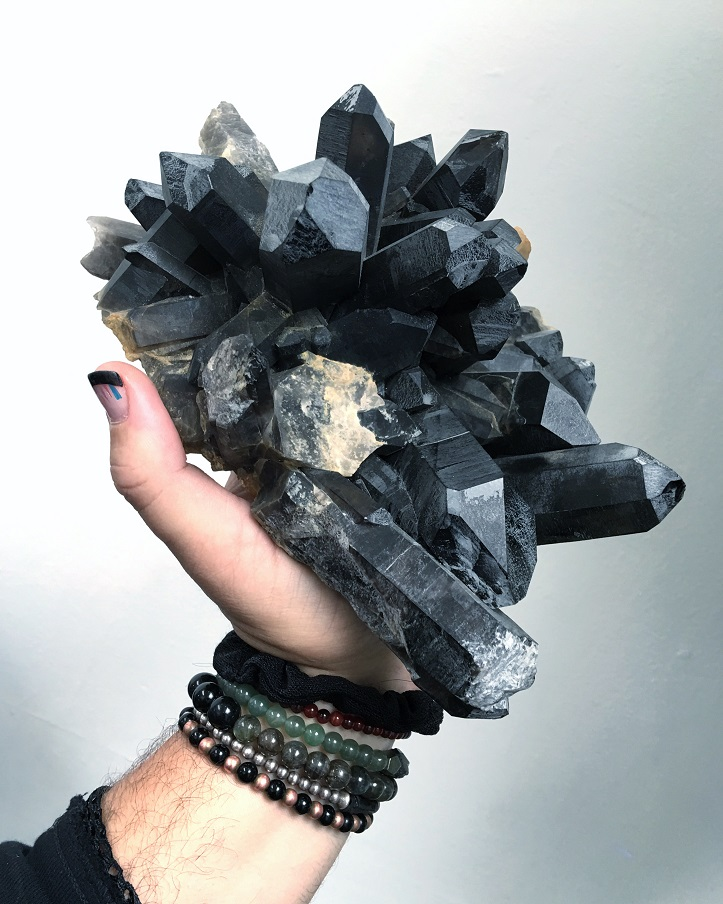 Spellbound Sky Smoky Quartz