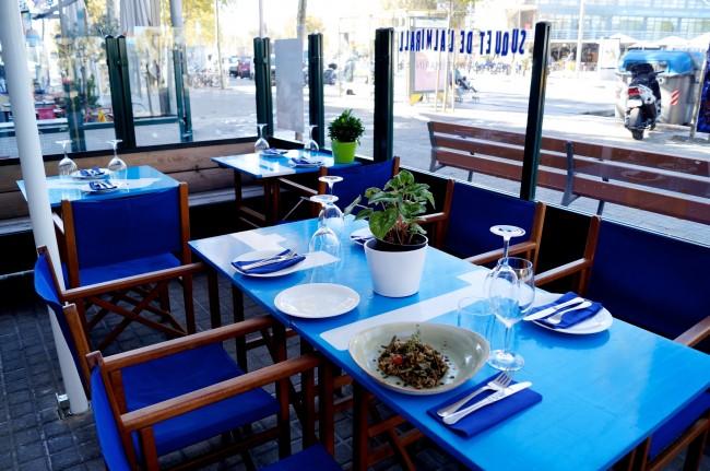 The Restaurant | Courtesy of Suquet de l'Almirall