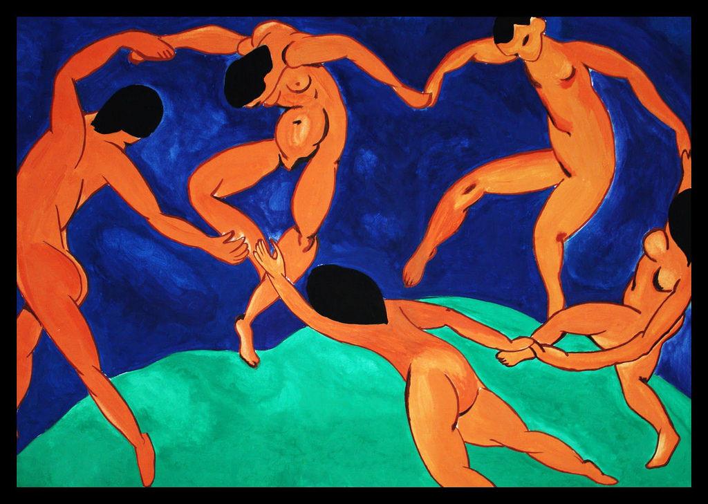 La Danse (1910)|©Anam Il Senzanome/Flickr