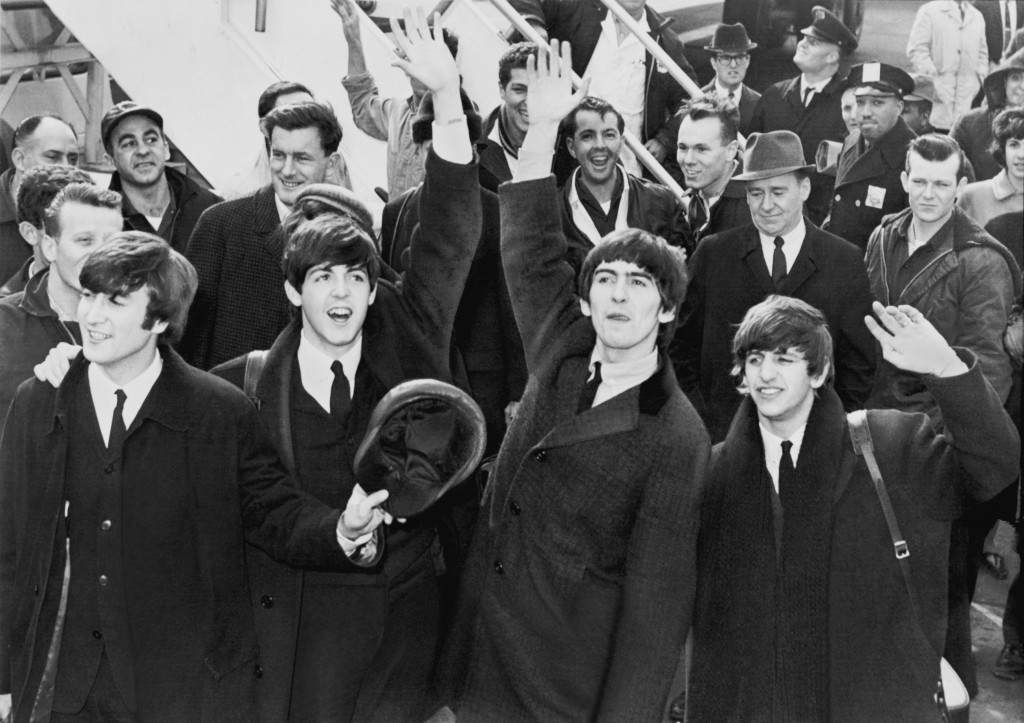 The Beatles in America | Public Domain/WikiCommons