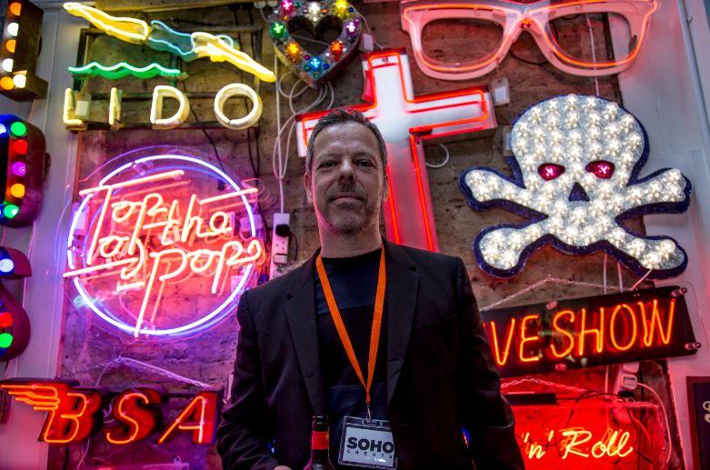 Tom Harvey, Chief Executive of SohoCreate| Courtesy of SohoCreate