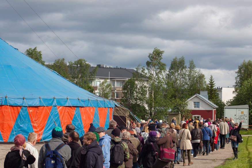 Courtesy of Sodankylän Elokuvajuhlat