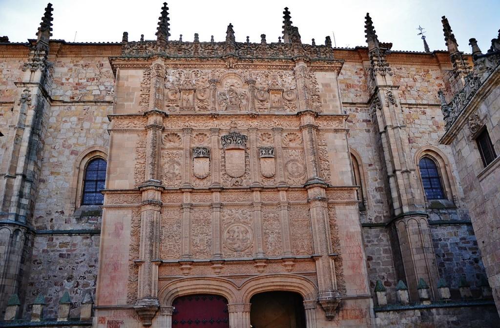 University of Salamanca |©Maria Rosa Ferre/Wikicommons