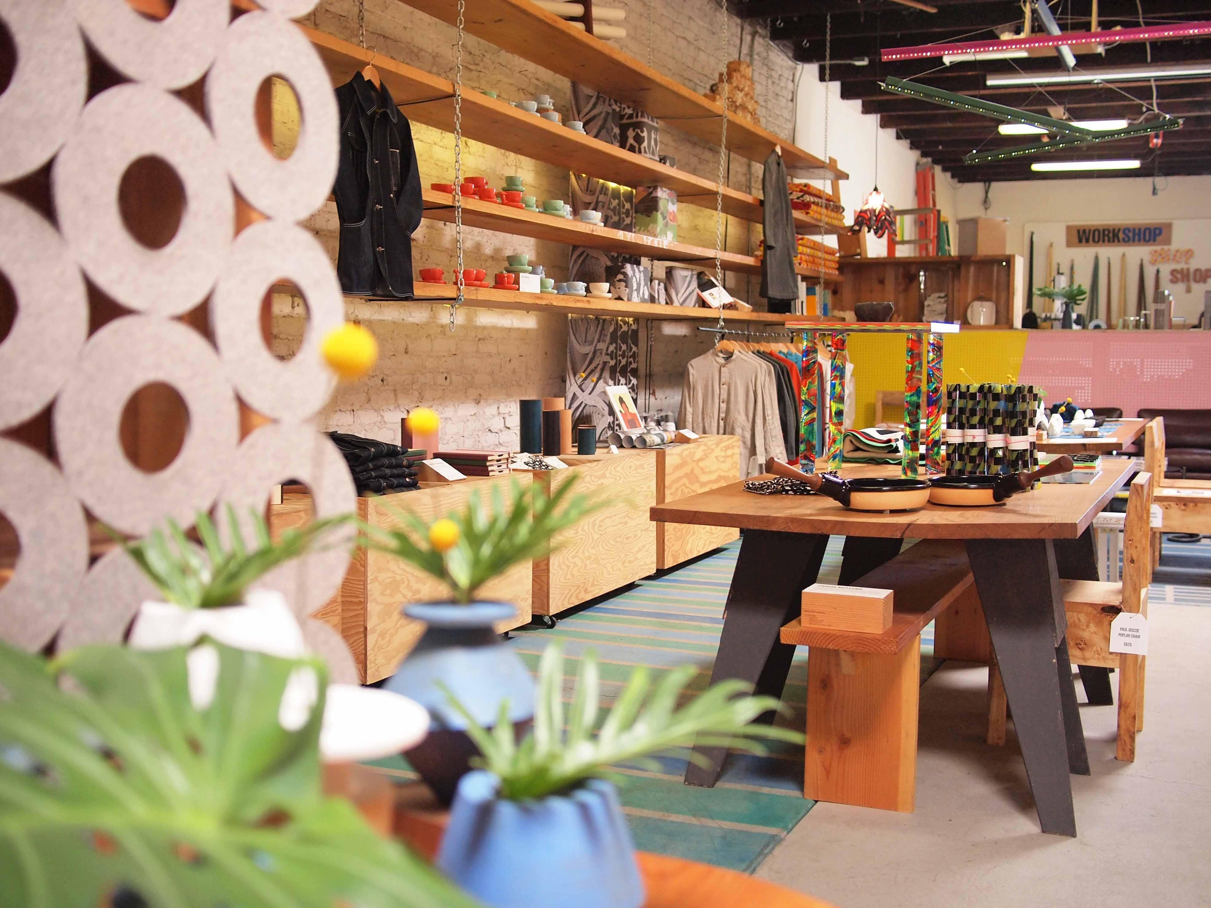 The workshop | Courtesy of Workshop Residence