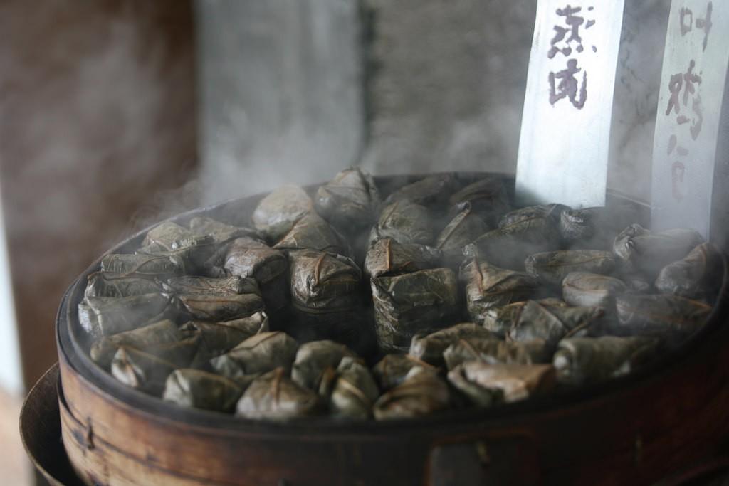 Zongzi © Jing Qu / Flickr