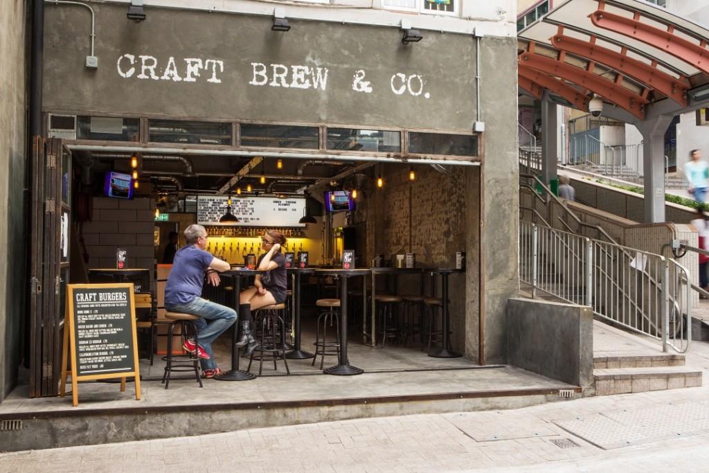 © Photo courtesy of Craft Brew & Co.