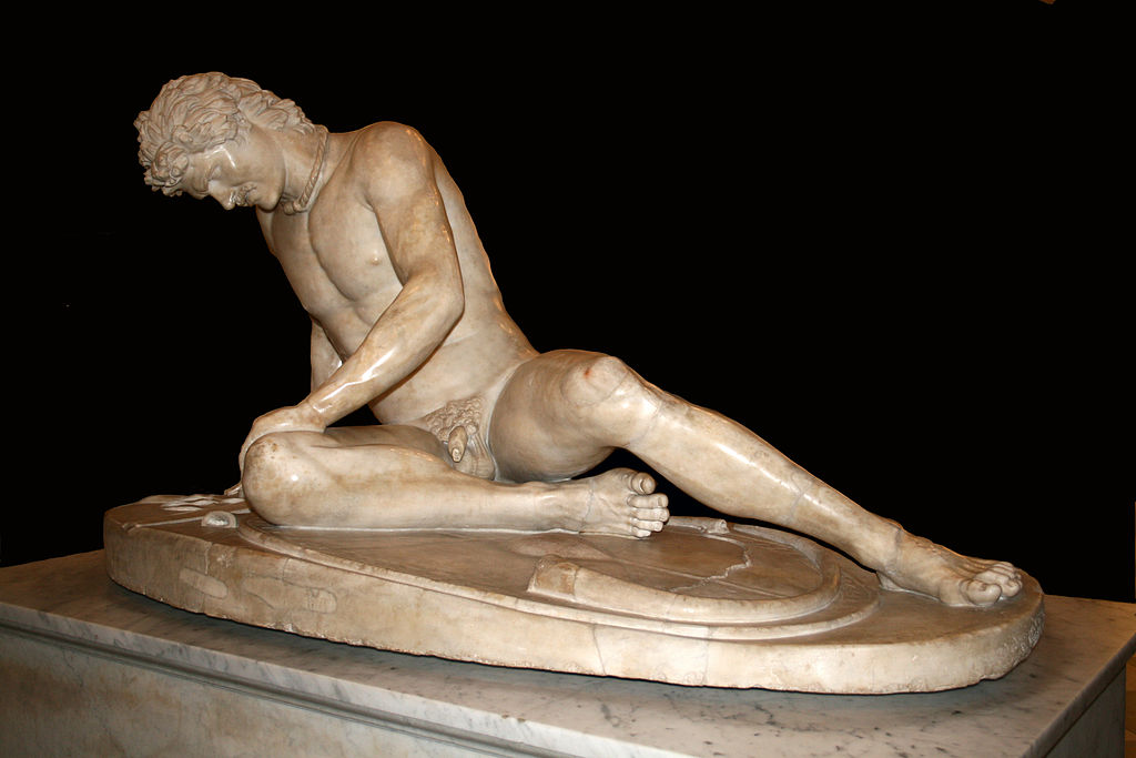 Dying Gaul, copy of original | © Capitoline Museums/WikiCommons