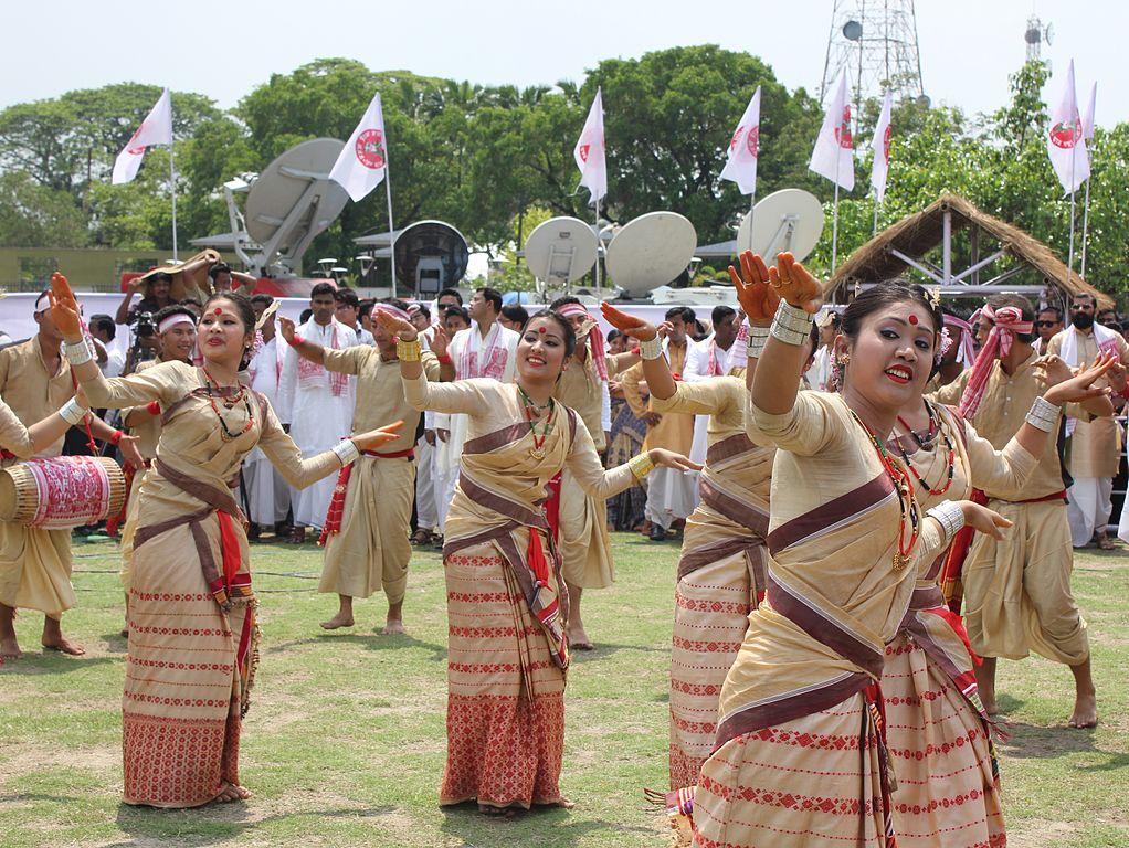 Bihu|© Subhrajit| WikiCommons