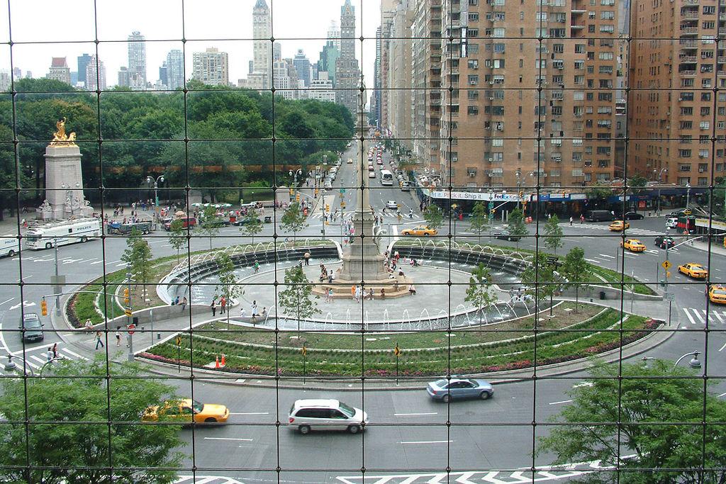 ColumbusCirclefromTimeWarnerCenterNYC20050807 | © Choster/WikiCommons