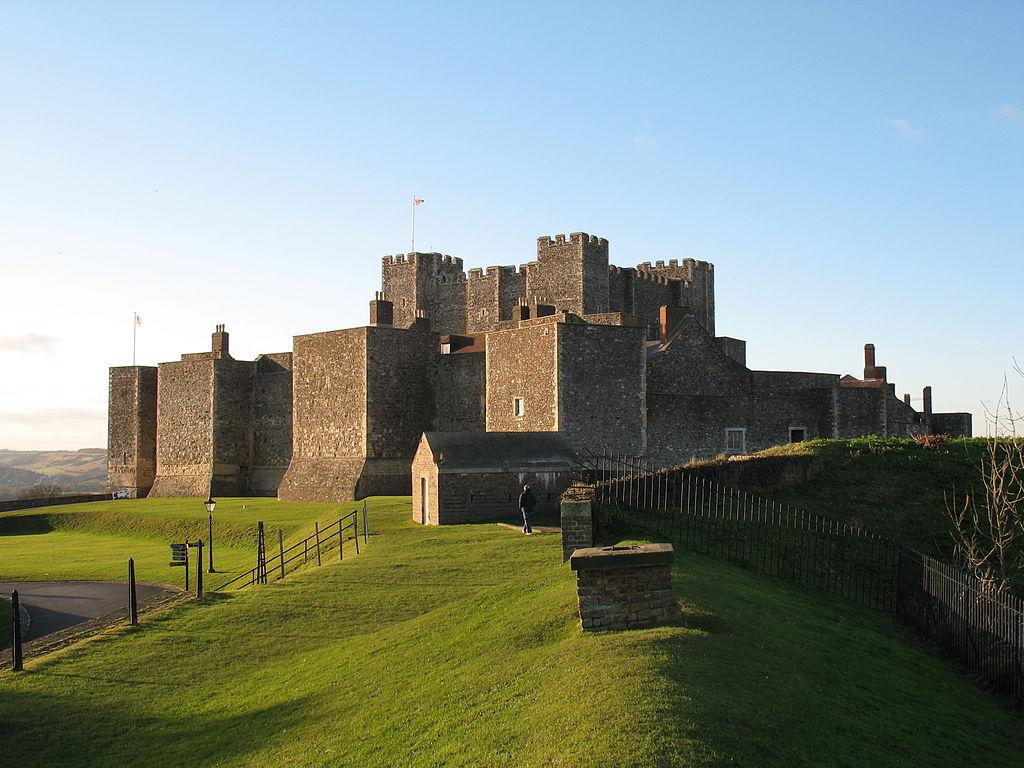 Dover Castle| ©Jake Keup f/Wikicommons