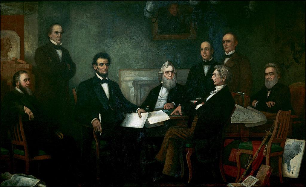 Emancipation proclamation | © senate.gov/WikiCommons