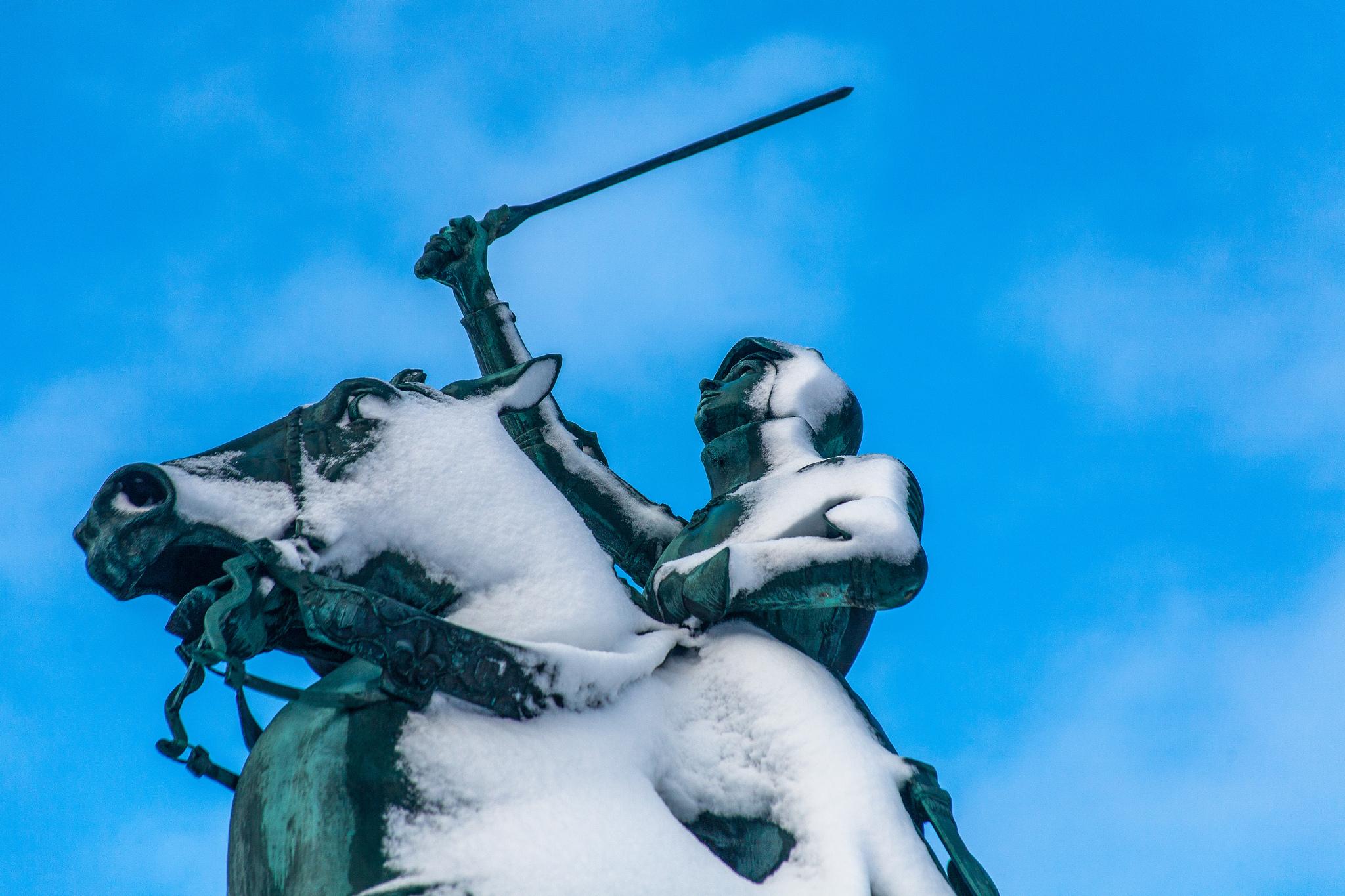 Joan of Arc Monument | © Paul VanDerWerf/Flickr